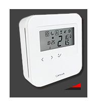 """Salus  HTRP230 - недельный программатор для систем отопления """"теплый пол"""""""