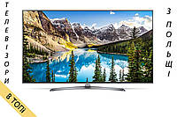 Телевизор LG 49UJ7507 Smart TV 4K/Ultra HD 2200Hz T2 S2 из Польши