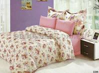 Комплект постельного белья шелк+сатин SENA LeVele