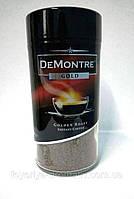 Кофе растворимый Demontre Gold, 200г, фото 1