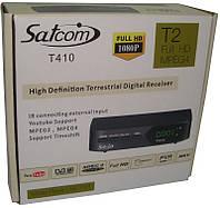 T2 тюнер Satcom T-410