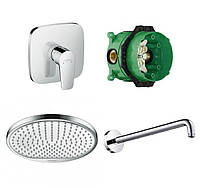 Hansgrohe Talis E набор для душа