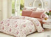 Комплект постельного белья шелк+сатин NINA LeVele