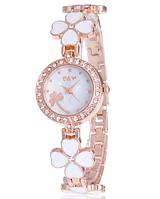 Стильные кварцевые женские часы