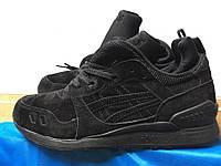 """Зимние кроссовки мужские Asics Gel Lyte III MT """"SneakerBoot"""" Black, фото 1"""