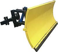 Лопата-отвал МТ-125 (без сцепки и  гидроцилиндра, захват 1,25 м) для мототрактора, минитрактора