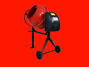 Бетономешалка на 160 литров FORTE EW8160P