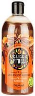 "Масло мерцающее для ванны и душа ""Карамель и корица"" Farmona Tutti Frutti Bath Oil, 500 ml."