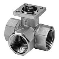 Шаровый 3-х ходовой клапан R3015-1P6-B1