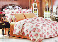 Комплект постельного белья шелк+сатин GUL LeVele