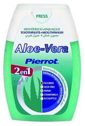 "Зубна паста 2в1 Pierrot Aloe Vera ""Алое Віра"", 75 ml, Ref.57"