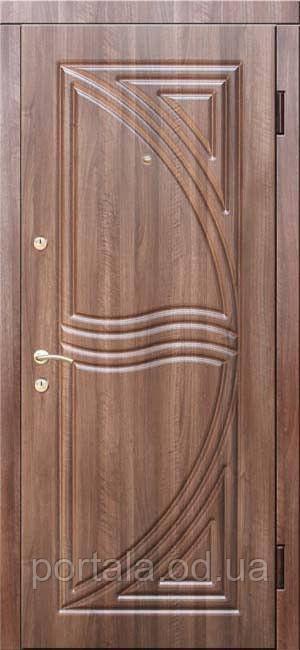 """Входная дверь """"Портала"""" (серия Премиум) ― модель Парус"""