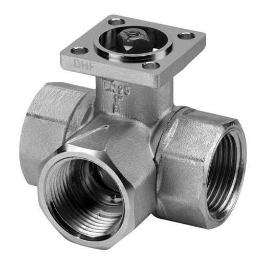 Кульовий 3-х ходовий клапан R3015-2P5-S1