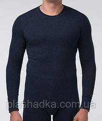 Термоджемпер мужской синий Kifa. р. S-4XL