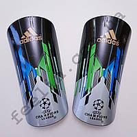 Щитки футбольные Adidas champions league черные