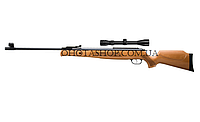 Пневматическая винтовка SPA GR1600W + Прицел 3-9х40