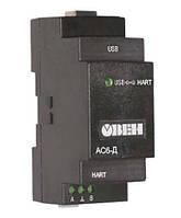 АС6-Д. Преобразователь интерфейсов HART-USB