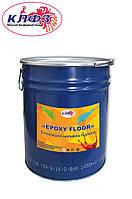 Наливной пол EPOXY FLOOR (эпоксидная композиция), фото 1
