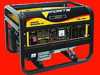 Бензиновый генератор на 2,7 кВт Forte FG 3500