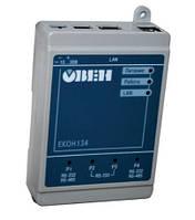 ЕКОН134. Преобразователь интерфейса Ethernet - RS-232/RS-485