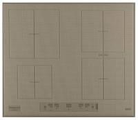 Встраиваемая варочная панель ARISTON KIA641BB DS
