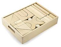 Набор строительных блоков Viga Toys 48 деталей (59166)