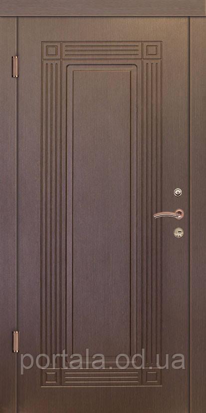 """Вхідні двері """"Портала"""" (серія Преміум) ― модель Спікер"""