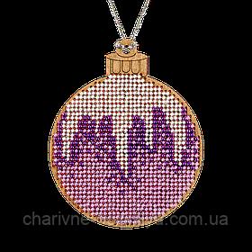 Набор для вышивания бисером по дереву FLK-072