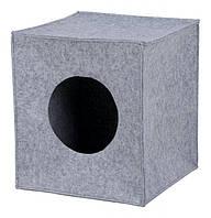 Trixie TX-36313 Домик-пещера Антон для кошек 33 × 33 × 37 см.
