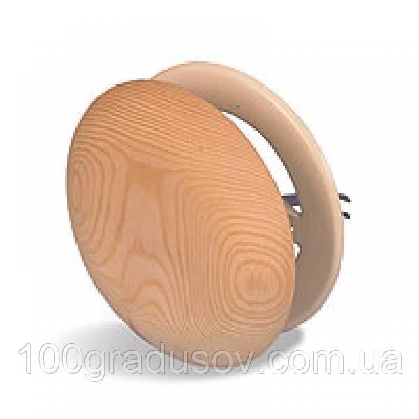 Вентиляционная заглушка для бани SAWO - сосна (Ø-125)