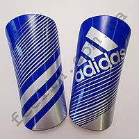 Щитки футбольные Adidas синие