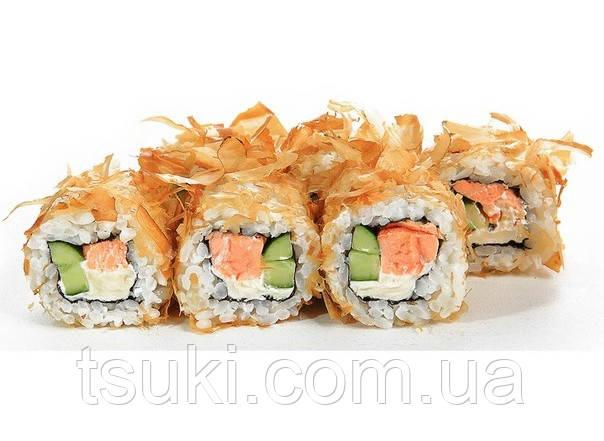 стружка бонито на суши