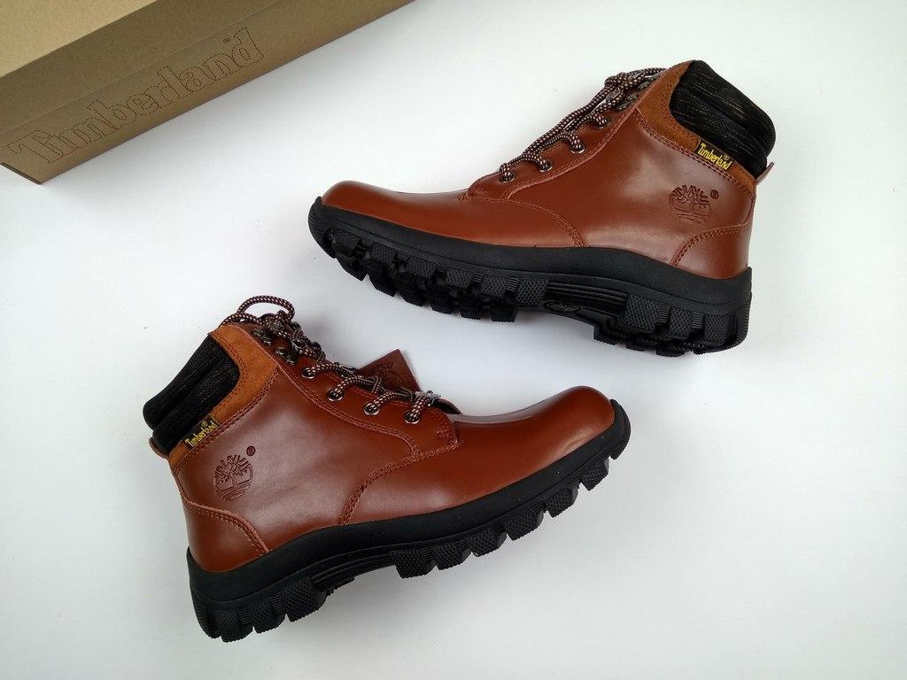 Ботинки Timberland Premium Leather Boots Brown. Доставка 1-2 дня по ... 1a9da6ffb29c4