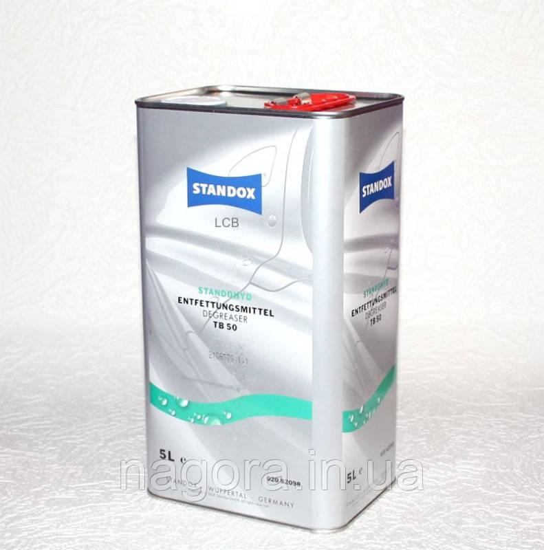 STANDOX Standoyhd Decreaser TB 50 - спиртовой очиститель (5л)