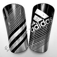 Щитки футбольные Adidas черные