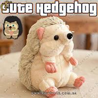 """Игрушка Милый ежик - """"Cute Hedgehog"""" - 22 х 12 см."""