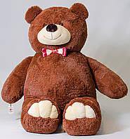 Плюшевый медведь 110см бурый