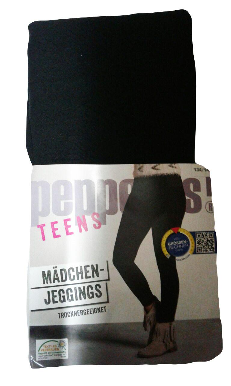 Леггинсы для девочек, Pepperts, размеры 134/140 (3 шт), арт. Ж-746, фото 1
