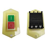 Кнопка на бетономешалку (6 контактов)