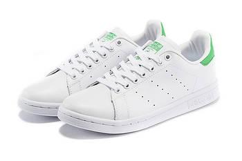 Кросівки Adidas Stan smith адідас чоловічі жіночі репліка