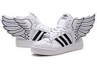 Кроссовки Adidas Jeremy Skott Wings 2.0 адидас мужские женские