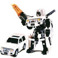 Робот-трансформер - MITSUBISHI PAJERO (1:32) 52020 r