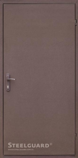 Вхідні двері Стілгард Steelguard серія Tech