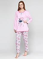 "Женская пижама ""Фламинго"""