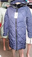 Стильная  зимняя куртка женская
