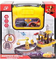 Детский гараж Тачки 6344