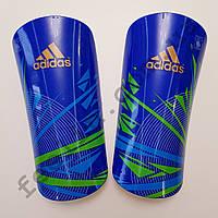 Щитки футбольные Adidas II синие