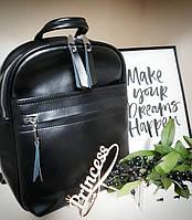 Рюкзак трансформер натуральная кожа SK263  Кожаные женские сумки, клатч, фото 1