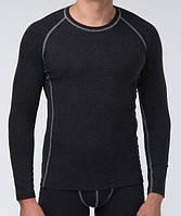 Термоджемпер мужской (цвет черный) / Джемпер (термоджемпер) мужской, теплый, фото 1