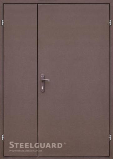 Вхідні двері Стілгард Steelguard серія Polo